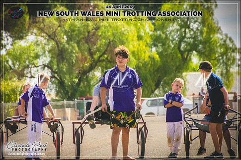 20190421 NSW Mini Trots Championships - Day 2 - Team Relay - 108