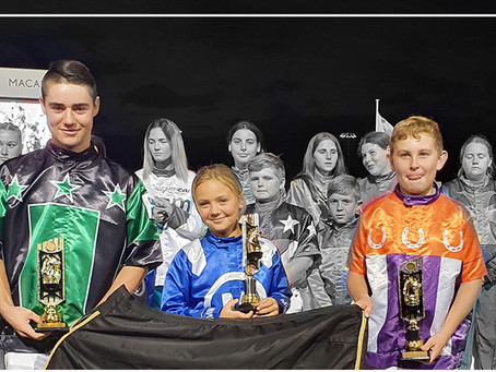 Mini Trots Miracle Mile 2020 Winners