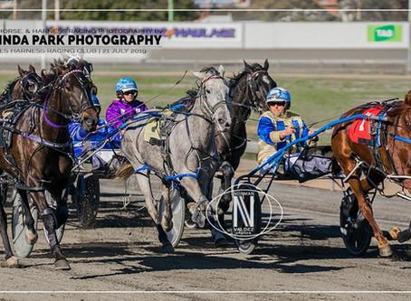 Parkes Harness Racing Club Winners - 21 July 2019