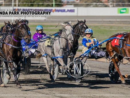 Parkes Harness Racing Club Winners - 21 July 2019