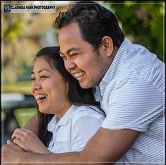 Neil and Irene Couple Shoot