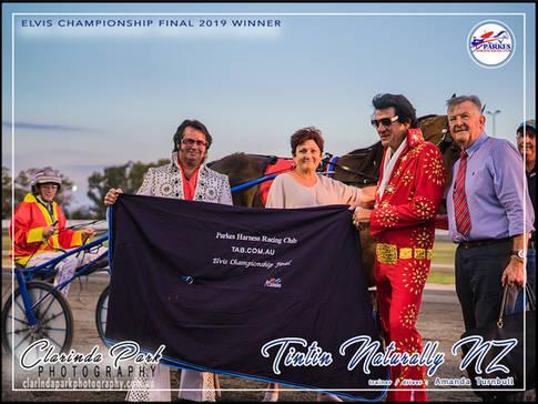Elvis Championship Series 2019 Winner
