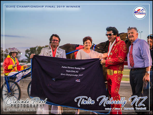 Elvis Championship Series 2019 Winner