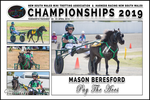 BERESFORD MASON - Pay The Aces - 000