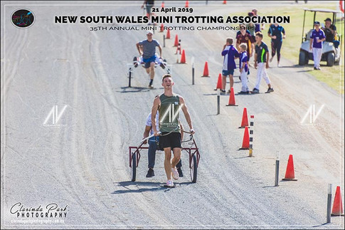 20190421 NSW Mini Trots Championships - Day 2 - Team Relay - 103
