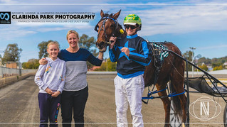 Congratulations to PARKES HARNESS Racing Club Race Meeting Winners - 7 JULY 2019