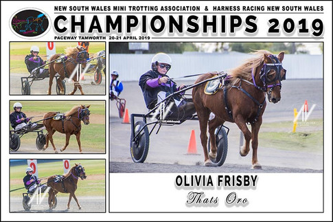 FRISBY Olivia - Thats Oro - 000