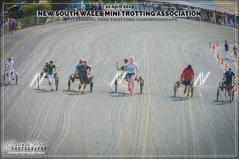 20190421 NSW Mini Trots Championships - Day 2 - Team Relay - 124