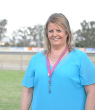 Linda Taylor Parkes Harness Racing Club Race Day Office