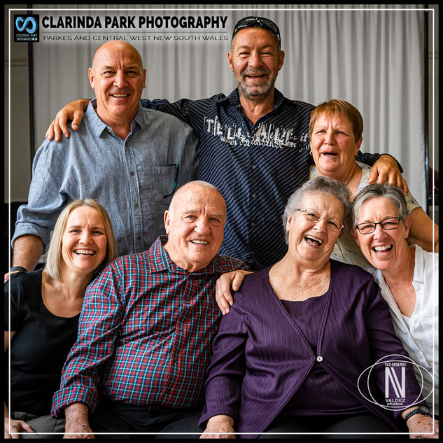 Group and Family Photography:  The Redfern Family