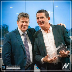 Harness Breeders NSW Don Clough Award Recipient - TONY DUMESNY