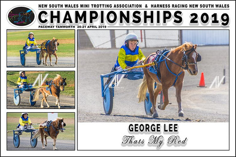 LEE George - Thats My Red - 000