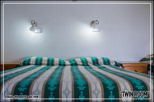 Oasis Motel Peak Hill - book Twin Room - 003