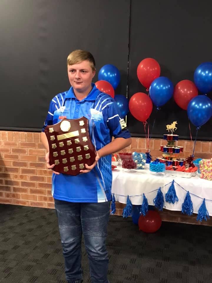 Newcastle Maitland Mini Trots - Club Sportsman Of The Year - TYLER MILES