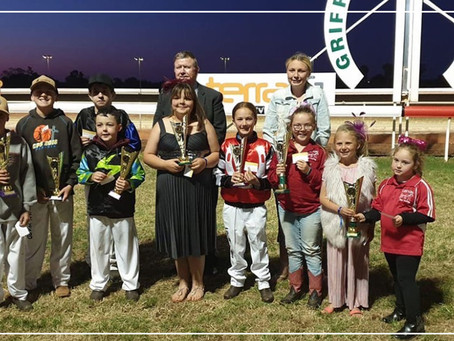Leeton Mini Trots at Griffith Carnival of Cups