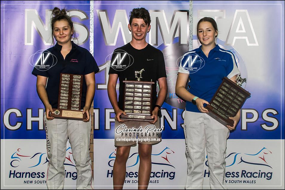 The CHAMPIONS at NSW Mini Trots Championships 2018