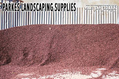 Parkes Landscaping Supplies Scoria