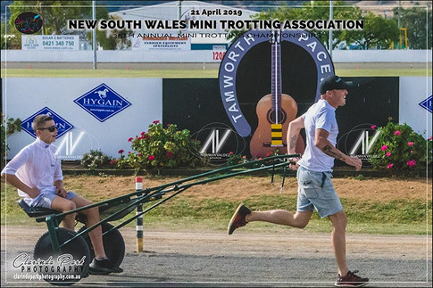 20190421 NSW Mini Trots Championships - Day 2 - Team Relay - 126