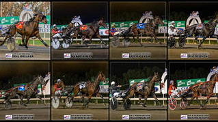 Congratulations to PARKES HARNESS Racing Club Race Meeting Winners - 10 April 2021
