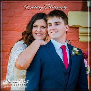 Brittany and Tim Wedding Photos: Post Wedding Ceremony Photoshoot at the Parkes Station