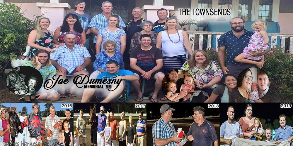 Joe Dumesny Memorial 2020 - The Townsend Family