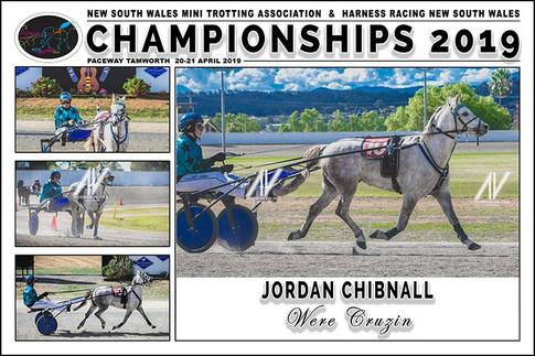 CHIBNALL Jordan - Were Cruzin - 000