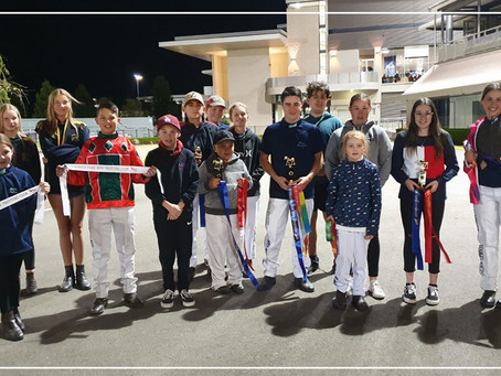 A Wonderful Night at Menangle Park Mini Trotting Club