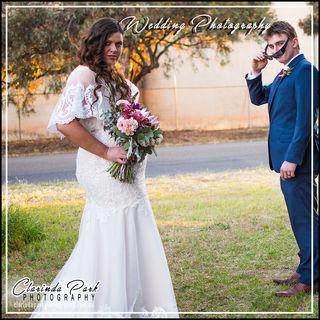 Brittany and Tim Wedding Photos: Post Ceremony Photoshoot