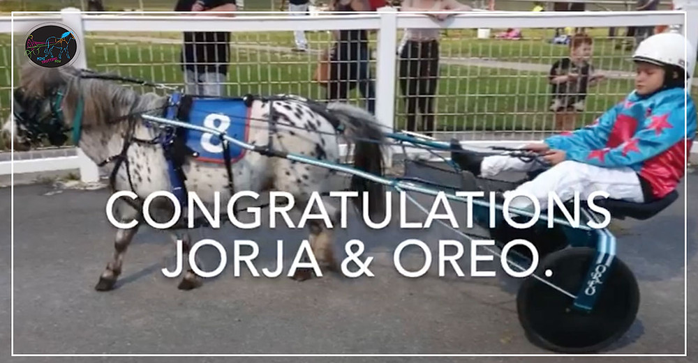 Congratulations to Jorja and Oreo for winning the JUDY MOORE MEMORIAL 2019