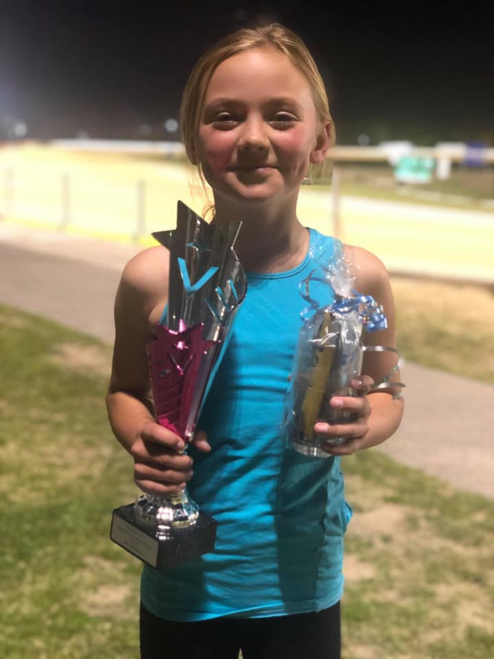 Newcastle Maitland Mini Trots - Best Presented Horse - MIA MCMILLAN