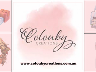 COLOUBY CREATIONS Gets A New Website
