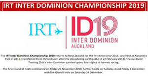 Inter Dominion 2019 in Auckland, New Zealand