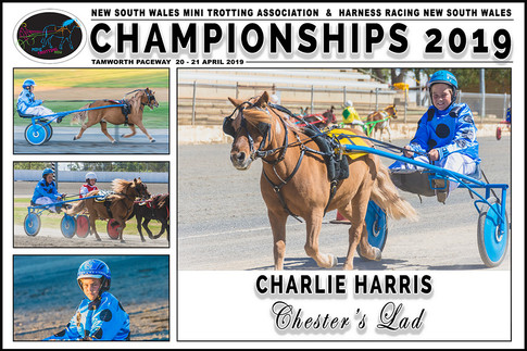 HARRIS Charlie - Chesters Lad - 000