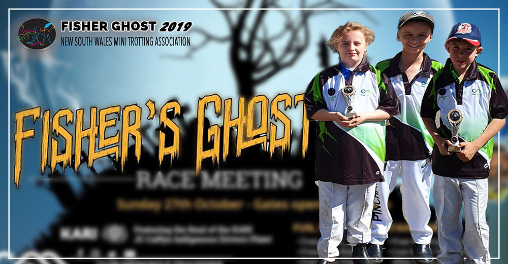 NSW Mini Trots Fishers Ghost 2019 Race Meeting Winners