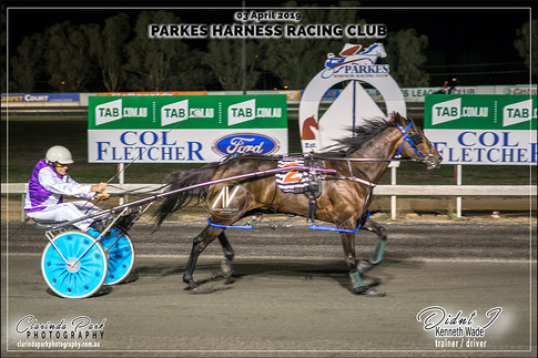 R9 - HRNSW GUARANTEED TWO YEAR OLD PACE - DIDNT I - Kenneth Wade - Kenneth Wade - 102