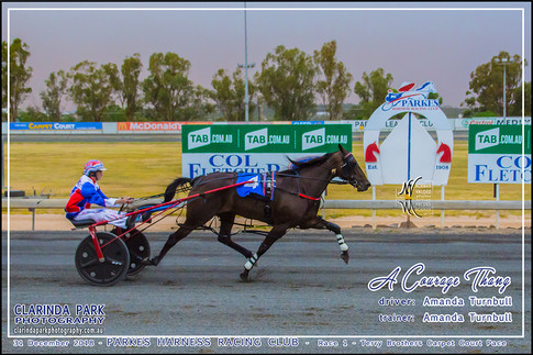 Race 1 - Terry Brothers Pace - A COURAGE THANG - Amanda Turnbull - 03 - Website Uploads - 002