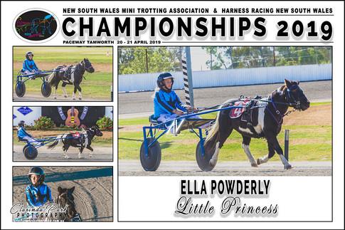 POWDERLY Ella - Little Princess - 000