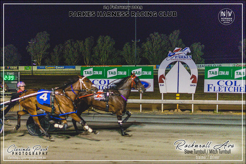 R7 DWYERS FRESH 3YO FILLIES Pace - ROCKNROLL AVA - Mitch Turnbull - 102