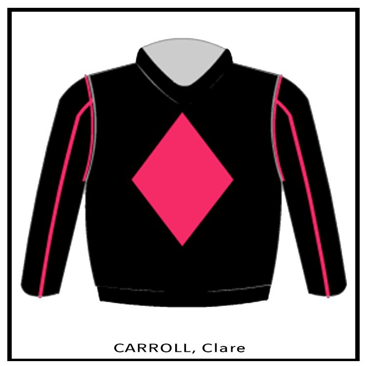 CARROLL, Clare