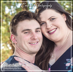 COUPLE PHOTOS by Clarinda Park Photography: Tim and Brittany
