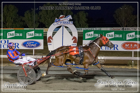 R5 COL FLETCHER FORD Pace - JUST WON MORE - Nathan Turnbull - 102