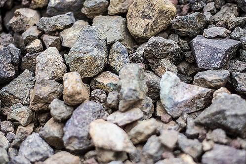 Large Rock/Rubble (per tonne)