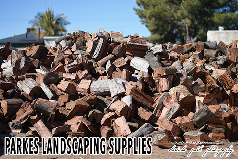 Parkes Landscaping Supplies Firewood