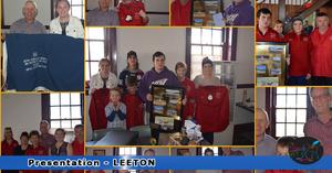 Leeton Mini Trots - Presentation for  2015-2016 season.