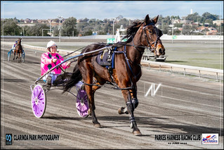 Parkes Local Driver Laura Has Her First Driving Win