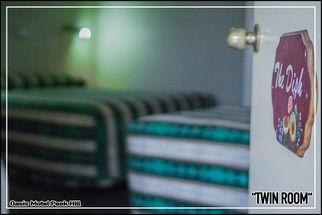 Oasis Motel Peak Hill - book Twin Room - 008