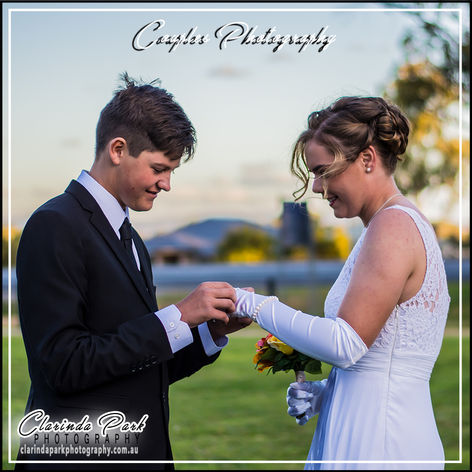 CLOSE FRIENDS PHOTOS by Clarinda Park Photography: Tiarne and Connor