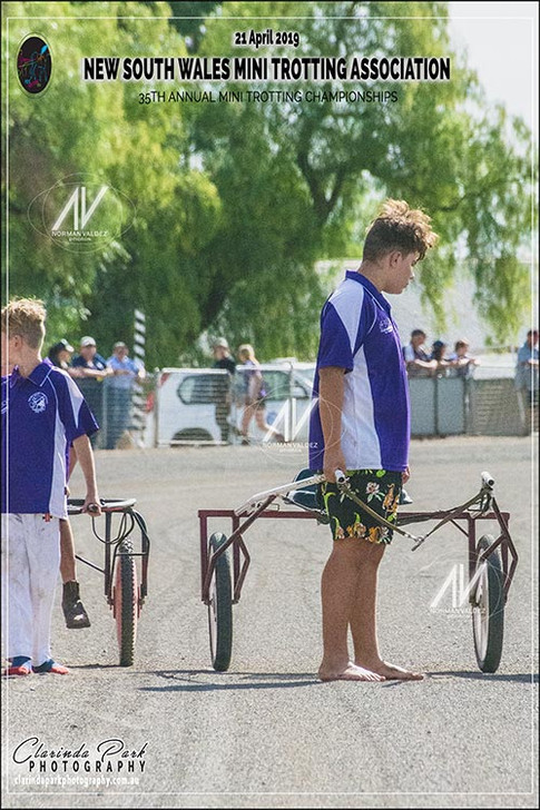 20190421 NSW Mini Trots Championships - Day 2 - Team Relay - 112