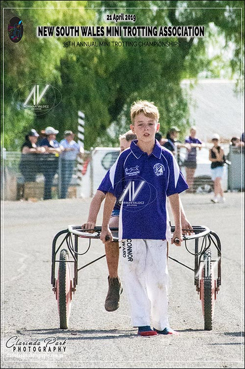 20190421 NSW Mini Trots Championships - Day 2 - Team Relay - 111