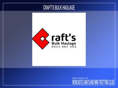 Craft's Bulk Haulage